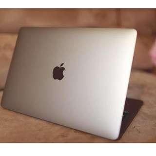 "(特價一台)99.99% NEW APPLE MacBook PRO (2017)   i5 8G 256G SSD 13.3"" touch bar laptop(二手)"