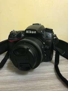 Nikon D7000 Full Set + Lens 35mm, Lens 11-16mm