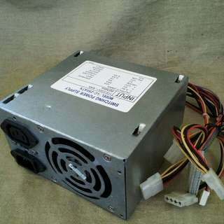 LC Computer Power Supply