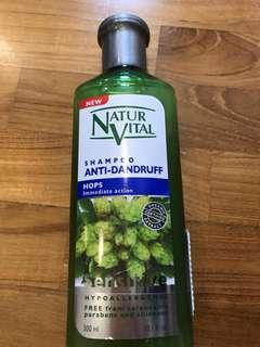 NaturVital anti dandruff shampoo