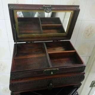 靚木 手式盒