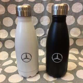 🚚 Mercedes Benz 經典雙色保溫瓶