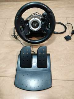 [PS2/PS3/PC] Wingmad 3 Racing Wheel