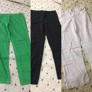 Assorted Linen Pants