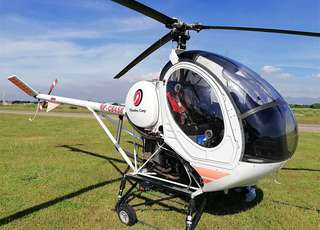 RP-C8458 Helicopter For Sale