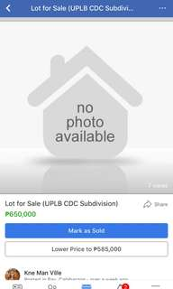 Lot for Sale - 327sqm UPLB CDC Subdivision