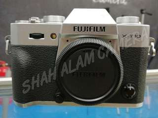 FUJIFILM X-T10 CAMERA BODY