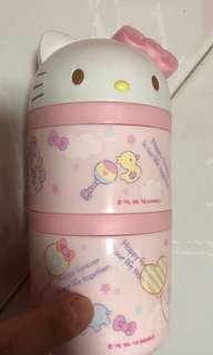 Powder container