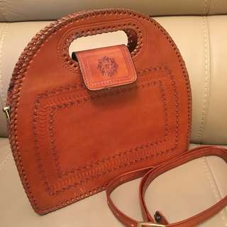 真皮袋 Leather bag from Australia