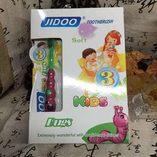🚚 兒童牙刷12支入/盒