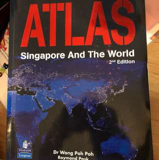 Geography Atlas