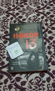 "Buku Horor ""Horor 13"""