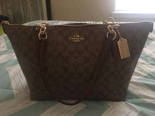 BNEW Coach Tote Bag