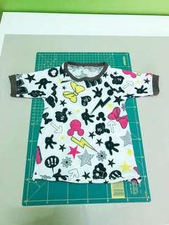 Baby Raglan shirt unisex