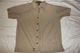 Tommy Hilfiger utility shirt