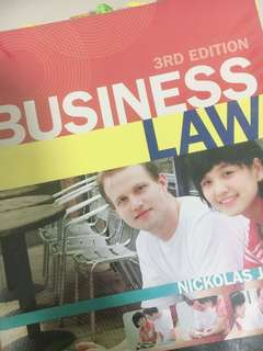 Business Law - 3rd Edition