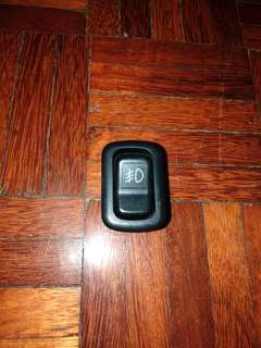 Fog Lamp switch without Soket for Perodua Kelisa