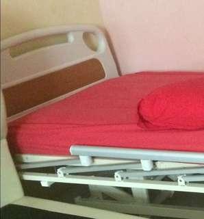 3 Crank Electric Bed