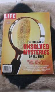 Greatest Unsolved Mysteries