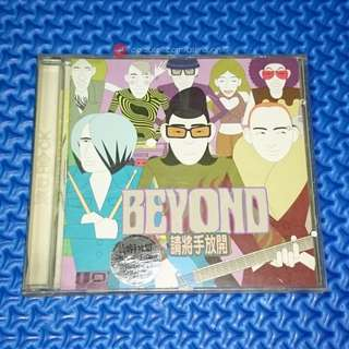 🆒 Beyond - Please Let Go of Your Hands [1997] Audio CD