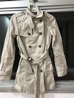 Zara Trench Coat / Winter Wear / Jacket