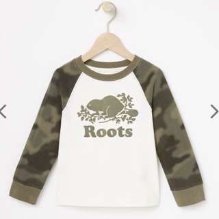 Baby ROOTS 薄長袖 XL (18-24m)
