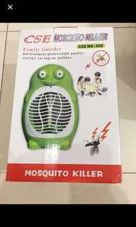 Mosquito killer blue light