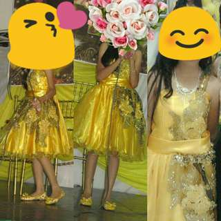 GOWN for SAGALA etc.
