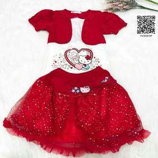 Hello Kitty Kids Dress