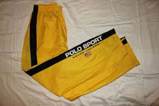 Polo Sport Nylon Pants