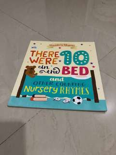 There Were 10 In The Bed and Other Counting Nursery Rhymes
