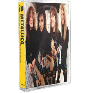 🚚 【全新卡帶】Metallica - The $5.98 EP - Garage Days Re-Revisited