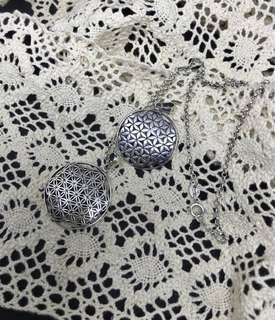 生命之花 925 silver pendant 純銀鍊