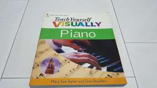 Piano learning nook