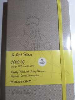 Moleskine 2015 - 6 Le Petit Prince