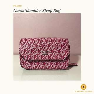 Guess Shoulder Strap Bag