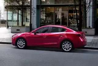 I Want to rent Mazda 3