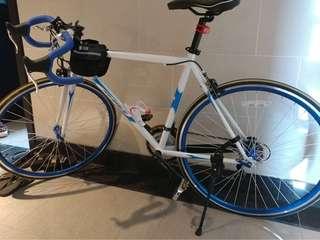 帥氣Rurui 21段變速腳踏車
