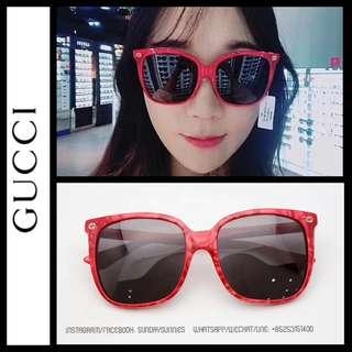 Gucci GG0022s square sunglasses 太陽眼鏡