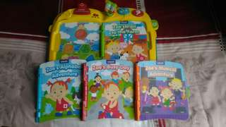 Mainan anak vtech touch and learn