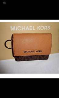 Authentic michael kors wallet Genuine leather
