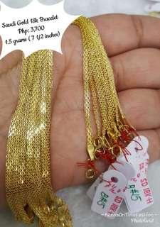 Saudi Gold 18k.Bracelet