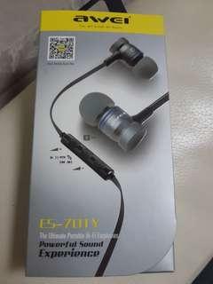 awel E5-70TY多功能耳機