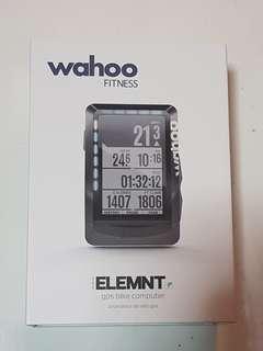 Selling Wahoo Elemnt GPS Bike Computer