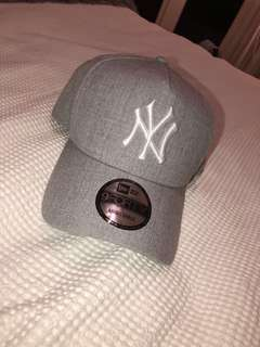 New era Grey cap