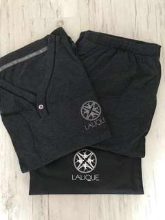 Singapore Airlines Lalique Sleeper Suit