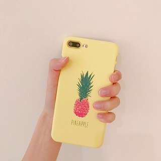 Pineapple Case Snap Case for iPhone 8plus