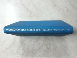 World of 1001 mysteries - Russell stannard