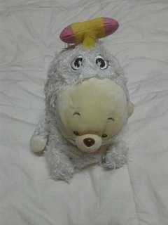 Dorae Pooh Stuffed Toy