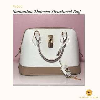 Samantha Thavasa Structured Bag